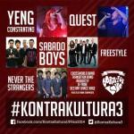 Kontrakultura 3: Born For Love at the UP Fair