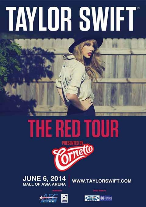 Download Taylor Swift Red Album Archives Philippine Concerts
