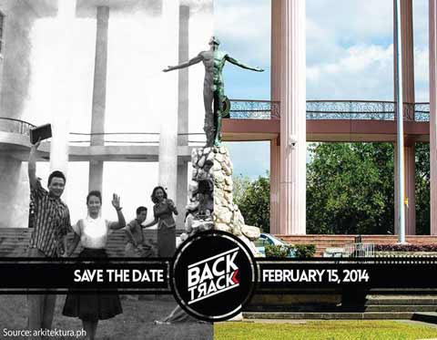 UP Fair 2014: Back Track
