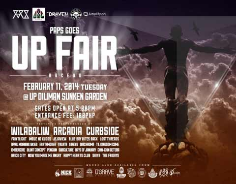 UP Fair: Ascend