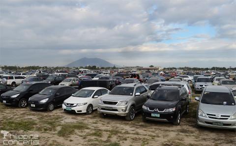 7107 IMF Parking Lot