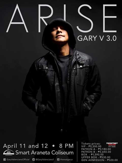 Arise: Gary V 3.0 Concert at the Big Dome