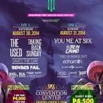 Bazooka Rocks 3 Music Festival