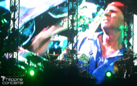 Chad Smith Red Hot Chili Peppers 7107 IMF