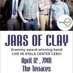 Jars of Clay Live in Cebu 2014