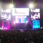 Pink or Blue, Lee MinHo Fun meet!