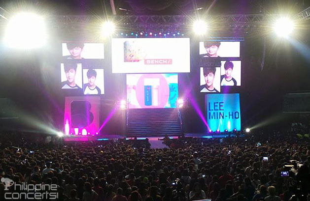 Pink or Blue, Lee MinHo Fun meet!
