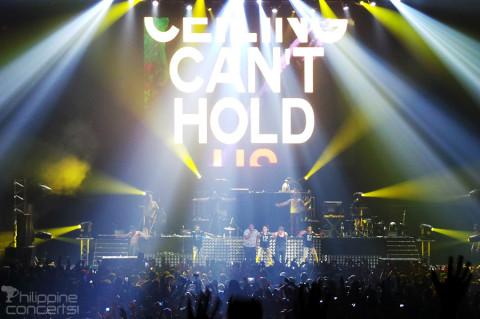 Macklemore & Ryan Lewis Live at MOA Arena