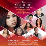 Solaire Grand Anniversary Concert with Jessica Sanchez