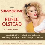Summertime with Renee Olstead