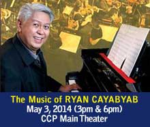 The Music of Ryan Cayabyab