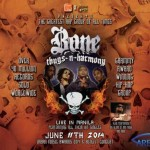Bone Thugs-n-Harmony Live in Manila 2014