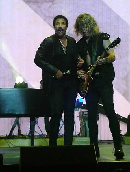 Lionel Richie Manila Concert 2014