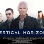Vertical Horizon Live in Manila on June 5, 2014