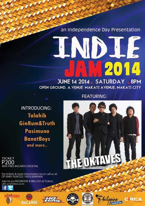 Indie Jam 2014