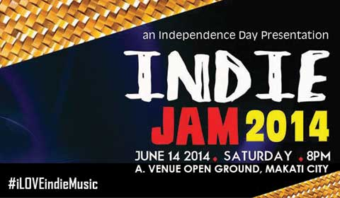 Indie Jam on June 14, 2014