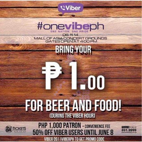 one-vibe-ph-piso-beer