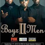 Boyz II Men Live in Manila 2014