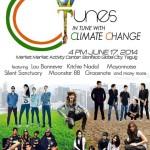 CC Tunes Climate Change Concert