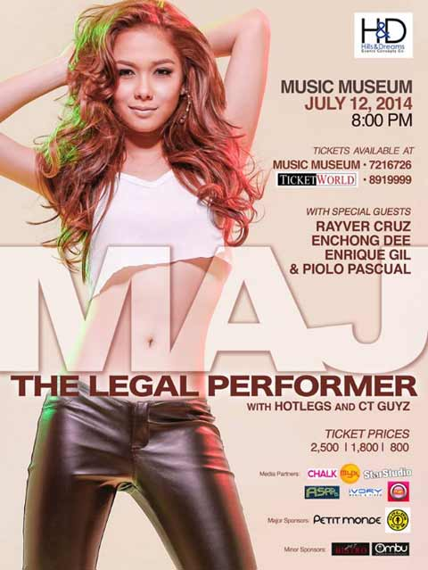 Maja Salvador Concert at Music Museum