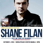 Shane Filan You & Me Tour Live in Manila 2014