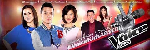 The Voice Kids – The Voice of the Philippines Season 2