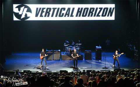 Vertical Horizon Live at Resorts World Manila
