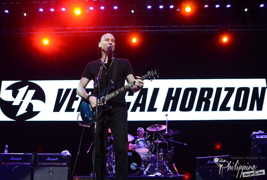 Journey Down Memory Lane with Vertical Horizon
