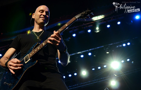 Vertical Horizon Manila - Matt Scannell