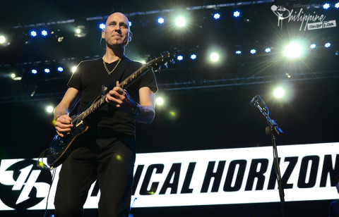Vertical Horizon Manila - Ovation Productions