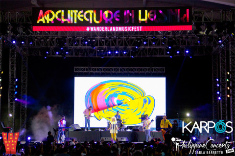 Architecture in Helsinki at Wanderland