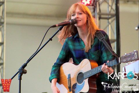 Lucy Rose at Wanderland 2014
