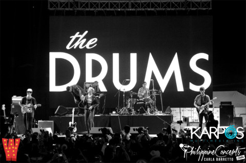 The Drums at Wanderland 2014