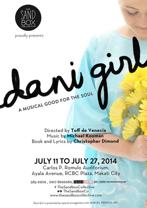 Dani Girl – A Musical Good for the Soul