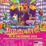 Hi-5 House Hits Live in Manila