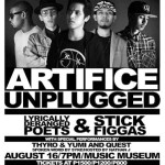 Artifice Unplugged: The Other Side of Hiphop