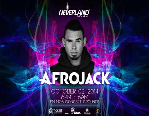 Neverland Manila 2014