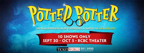 Potted Potter 2014