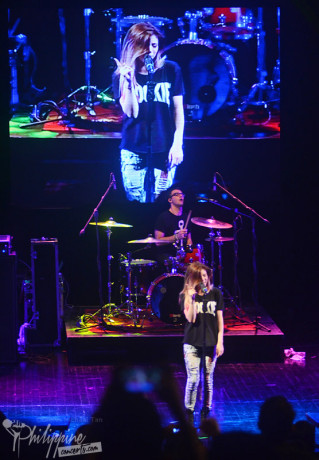 Against The Current Live at CCP Main Theater