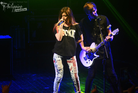 Against The Current Live in Manila