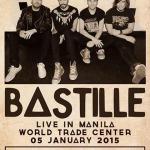 Bastille Live in Manila 2015