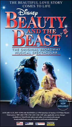 Beauty & The Beast Manila Tickets