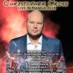 Christopher Cross Live in Manila 2014