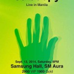 Cut/Copy Live in Manila 2014
