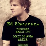 Ed Sheeran Live in Manila 2015