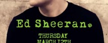 Ed Sheeran Live in Manila 2015 MOA Arena