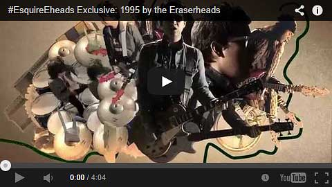 Eraserheads New Music Videos