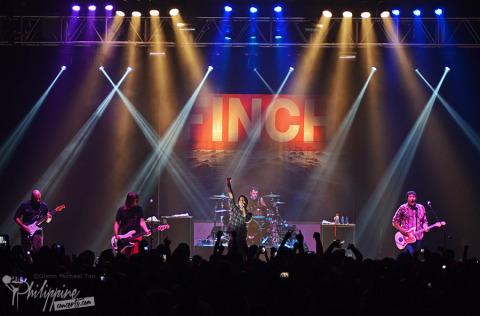 Finch Live in Manila