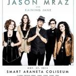 Jason Mraz Live in Manila 2014