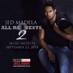 Jed Madela – All Requests 2